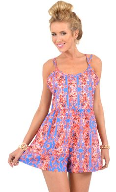 Vibe Playsuit delivered right to your door Australia Wide