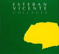 Collages de Esteban Vicente en el Museo de Arte Abstracto Español Cuenca Octubre 2004 - Febrero 2005 #MuseoArteAbstractoEspanolCuenca #Cuenca #EstebanVicente