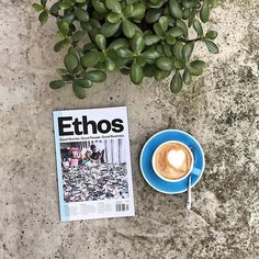 Good morning Tuesday! Hello Ethos Magazine  Issue 2. Its a magazine for and about people who embrace new and innovative ways of doing business. They cover stories about the most progressive business leaders their teams character and ideas to give you a unique insight into how theyre changing how business is done. The second issue of Ethos Magazine brings you stories of ethical entrepreneurs and conscious companies from around the world. Cover star Fairphone is the award-winning…
