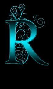 R Letter Design, Alphabet Letters Design, Letter Art, Alphabet Fonts, Love Wallpaper, Colorful Wallpaper, Lettering Styles, Lettering Design, Letter R Tattoo