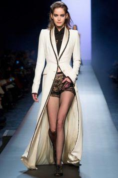 Jean Paul Gaultier haute couture spring 2015: