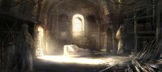 Church Hideout 03 by *atomhawk on deviantART