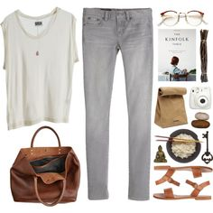 go outside by beachy-palms on Polyvore
