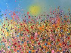 My Solo Exhibition at the Art5 Gallery in Brighton | Yvonne Coomber  UK Flower Artist