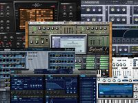 The 39 best VST plug-in synths in the world today Audio Music, Music Pics, Tecno, Recording Studio, Sound Of Music, Beats, Plugs, Digital, World