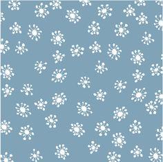 pattern - mod snowflakes