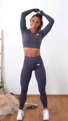 Gym Workout For Beginners, Gym Workout Tips, Fitness Workout For Women, Butt Workout, Workout Challenge, Workout Videos, At Home Workouts, Core Workouts, Free Workout