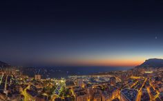 Starry Night Sky, Night Skies, Monaco Yacht Show, Wallpapers For Mobile Phones, Twilight, City Photo, To Go, Sunset, Places