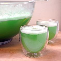 St. Patrick's Day Punch | Host The Toast Blog