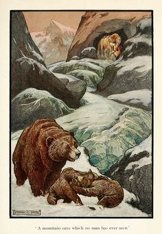 All sizes | 010-The Russian story book 1916- Frank Pape Cheyne, via Flickr.