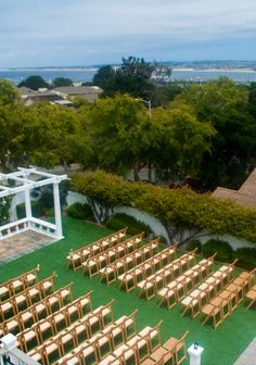 Wedding at The Perry House, Monterey CA l http://eventsbyclassic.com