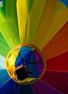 Hot air balloon<3