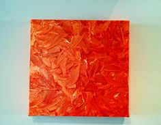 #Small #Block #Orange