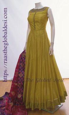 Plus Size Designer Dresses - Casual, Evening & Party Dresses Indian Long Dress, Party Wear Indian Dresses, Indian Gowns Dresses, Dress Indian Style, Indian Fashion Dresses, Indian Designer Outfits, Pakistani Dresses, Indian Outfits, Indian Clothes