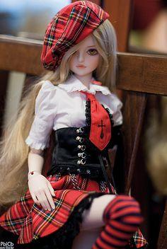 Me the mine Beautiful Barbie Dolls, Pretty Dolls, Dolly Fashion, Fashion Dolls, Ooak Dolls, Blythe Dolls, Barbie Images, Cute Baby Dolls, Kawaii Doll