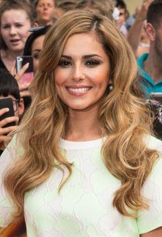 The Queen of the Hollywood smile, Cheryl Fernandez Versini