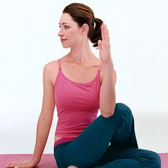 Stretch yourself to a healthier heart, a better night's sleep, and a happier outlook. - Fitnessmagazine.com