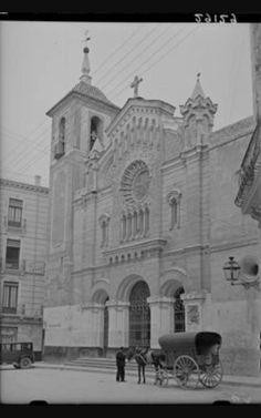 Iglesia de San Bartolome. Siglo XX.
