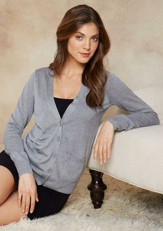 Boyfriend Cardigan - View All Tops - Tops - Clothing - Alloy Apparel Tall Jeans, Clothing For Tall Women, Boyfriend Cardigan, Lounge Wear, What To Wear, Cardigans, Sweaters, Cool Outfits, Plus Size