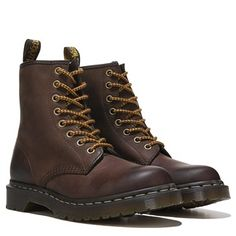 Dr. Martens 1460 Combat Boot Dark Brown