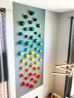 Wall painting tips can help DIYers get quality results. How to Paint a Room! Large Wall Art, Wood Wall Art, Large Art, Modern Wall Sculptures, Art Cube, Diy Wall Decor, Cube Decor, Art Decor, Room Decor