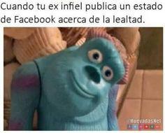 Cuando los infieles hablan de lealtad :/ - Meme Para más imágenes graciosas y memes en Español visita: https://www.Huevadas.net #meme #humor #chistes #viral #amor #huevadasnet
