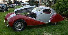 1948 Daimler DE-36 'Green Goddess' takes Best in Show at The Elegance
