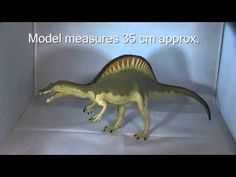 An @Everything Dinosaur  Video Review of the Safari Ltd. Carnegie Collectibles Spinosaurus Dinosaur Model