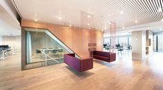 Interieur kantoor NS Stations Utrecht