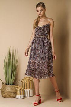 Iberis Dress