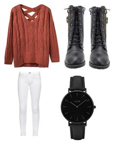 """""""Untitled #704"""" by jamiesowers14 on Polyvore featuring rag & bone and CLUSE"""