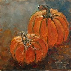 Carlene Dingman Atwater: Soon to be Jack-o-lantern Fall Canvas Painting, Autumn Painting, Autumn Art, Tole Painting, Painting & Drawing, Canvas Art, Pumpkin Painting, Pumpkin Art, Painted Pumpkins