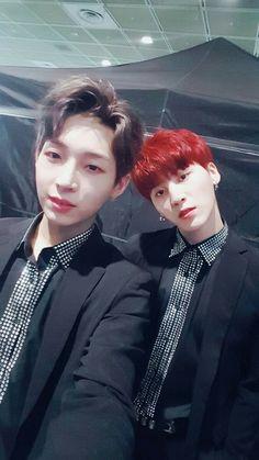Sangho & woosung