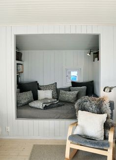 Nook, I like the idea of this in a playroom.... Seems like it could be pretty versatile as you, your family, and style change