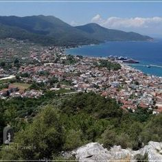 Thassos Island – pristine waters, marble beaches, and authentic villages