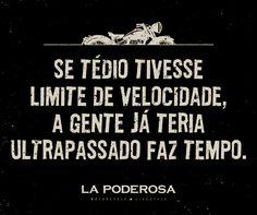Pegar a estrada é deixar o tédio para trás! #moto #ride #run