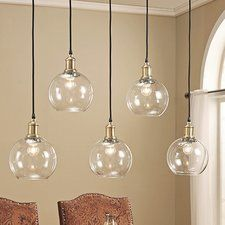 Bradlee 5-Light Globe Pendant