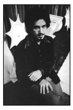 Keith Jarrett.  Bologna (Italy), 1969.