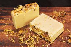 Natural Sunflower Soap: Vegan-friendly Artisan by TheBathingRaven