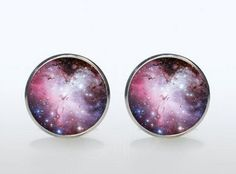 """somethingmore999: """"Compilation of Galaxy Earrings• Blue & Green ($5.99) • Moon Stud Earrings ($5.99) • Galaxy Stud Earrings ($5.99) • Lightened Galaxy Earrings ($4.99) • Green Galaxy Earrings..."""