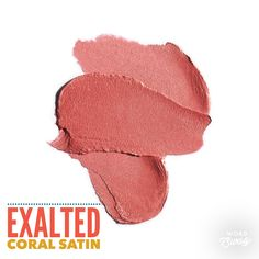 New Younique liquid eyeshadow in Exalted - Coral Satin with golden pearl finish Younique Touch, Makeup Books, How To Match Foundation, Younique Presenter, Bare Face, Liquid Eyeshadow, Free Makeup, Makeup Tips, Makeup Organization