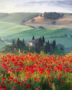 Pienza is a town in Tuscany, Italy. The central Piazza Pio II is framed by Pienza is a town Italy Landscape, Landscape Photos, Landscape Art, Landscape Photography, Toscana, Wonderful Places, Beautiful Places, Image Nature, Tuscany Italy