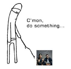 Me waiting for the hiatus to end.....