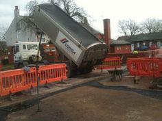 Trench Reinstatement Kirkham