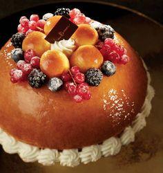 Ricetta Babà di Iginio Massari Gourmet Desserts, Italian Desserts, Low Carb Desserts, Italian Recipes, Low Carb Breakfast, Breakfast Recipes, Baba Recipe, Royal Recipe, Italian Pastries