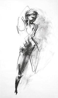 love arlene diehl's body sketches..