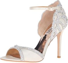 ef5f337f55d9b4 Amazon.com  Badgley Mischka Women s Roxy Dress Sandal