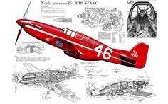 P-51 cuts