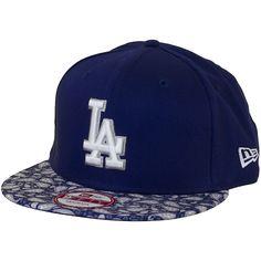 New Era Team Paisley Snapback Cap LA Dodgers ★★★★★