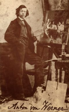 anton von werner - Google Search German painter in the kingdom of Prussia